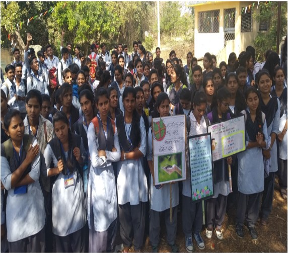 Rally On Disease Awareness & Cleanliness
