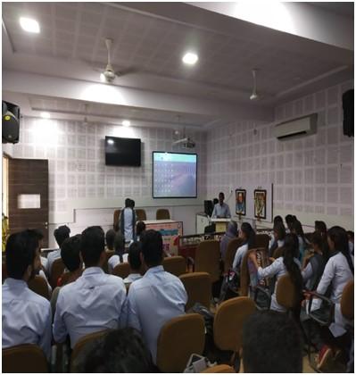 """Student Seminar :   """"पर्यावरण संरक्षण के उपाय"""""""